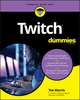 Twitch For Dummies (1119540267) cover image