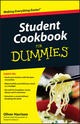 Student Cookbook For Dummies (1119996767) cover image