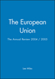 The European Union: The Annual Review 2004 / 2005 (1405129867) cover image