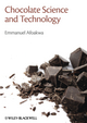 Chocolate Science and Technology (1405199067) cover image