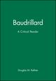 Baudrillard: A Critical Reader (1557864667) cover image