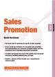 Sales Promotion: Marketing 04.06 (1841121967) cover image