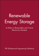 Renewable Energy Storage: Its Role in Renewable and Future Electricity Markets (1860583067) cover image