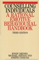 Counselling Individuals: A Rational Emotive Behavioural Handbook, 3rd Edition (1861560567) cover image