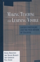 Making Teaching and Learning Visible: Course Portfolios and the Peer Review of Teaching (1882982967) cover image