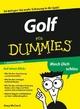 Golf für Dummies, 3., überarbeitete und aktualisierte Auflage (3527646167) cover image