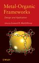 Metal-Organic Frameworks: Design and Application (0470195568) cover image