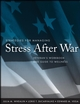 Strategies for Managing Stress After War: Veteran's Workbook and Guide to Wellness (0470257768) cover image