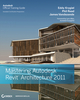 Mastering Autodesk Revit Architecture 2011 (0470626968) cover image