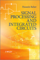 Signal Processing and Integrated Circuits (0470710268) cover image
