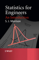 Statistics for Engineers: An Introduction (0470745568) cover image