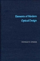 Elements of Modern Optical Design (0471077968) cover image