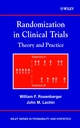 Randomization in Clinical Trials: Theory and Practice (0471236268) cover image