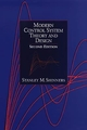 Modern Control System Theory and Design, 2nd Edition (0471249068) cover image