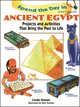 Spend the Day in Ancient Egypt: Projects and Activities That Bring the Past to Life (0471290068) cover image