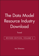 The Data Model Resource Industry Download, Volume 2: Travel, Revised Edition (0471441368) cover image