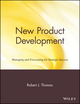 New Product Development: Managing and Forecasting for Strategic Success (0471572268) cover image