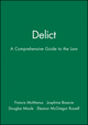 Delict: A Comprehensive Guide to the Law (0471969168) cover image