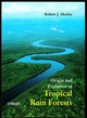 Origin and Evolution of Tropical Rain Forests (0471983268) cover image