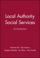Local Authority Social Services: An Introduction (0631209468) cover image