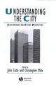 Understanding the City: Contemporary and Future Perspectives (0631224068) cover image