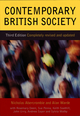 Contemporary British Society, 3rd Edition Completely Revised and Updated (0745622968) cover image