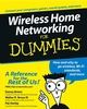 Wireless Home Networking For Dummies (0764544268) cover image