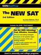 CliffsTestPrep The NEW *SAT: Includes the New *PSAT/NMSQT, 3rd Edition (0764559168) cover image