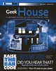 Geek House: 10 Hardware Hacking Projects for Around Home (0764579568) cover image