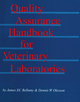 Quality Assurance Handbook for Veterinary Laboratories (0813802768) cover image