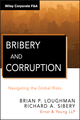 Bribery and Corruption: Navigating the Global Risks (1118011368) cover image