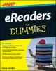 AARP eReaders For Dummies (1118231368) cover image
