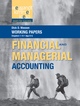 Working Papers, Volume 1, to accompany Weygandt Financial and Managerial Accounting (1118233468) cover image