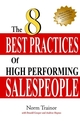 The 8 Best Practices of High-Performing Salespeople (1118414268) cover image