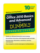 Office 2010 For Dummies eLearning Course (Advanced) - Digital Only (6 Month) (1118485068) cover image