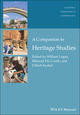 A Companion to Heritage Studies (1118486668) cover image