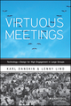 Virtuous Meetings: Technology + Design for High Engagement in Large Groups (1118538668) cover image