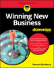 Winning New Business For Dummies (1119274168) cover image