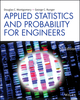Applied Statistics and Probability for Engineers, 7th Edition (1119400368) cover image