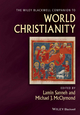 The Wiley-Blackwell Companion to World Christianity (1405153768) cover image
