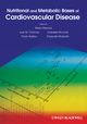 Nutritional and Metabolic Bases of Cardiovascular Disease (1405182768) cover image