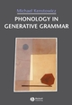 Phonology in Generative Grammar (1557864268) cover image