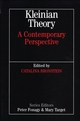 Kleinian Theory: A Contemporary Perspective (1861562268) cover image