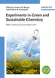 Experiments in Green and Sustainable Chemistry (3527325468) cover image