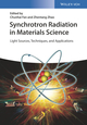 Synchrotron Radiation in Materials Science: Light Sources, Techniques and Applications, 2 Volumes (3527339868) cover image