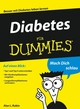 Diabetes für Dummies (3527643168) cover image