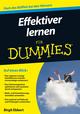 Effektiver lernen für Dummies (3527673768) cover image