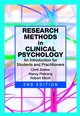 Research Methods in Clinical Psychology - An  Introduction for Students & Practitioners 2e (EHEP001468) cover image