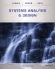 Systems Analysis and Design, 6th Edition (EHEP003168) cover image