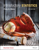 Introductory Statistics, 9th Edition (EHEP003568) cover image